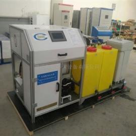 电解盐次氯酸钠发生器/水消毒设备厂家价格