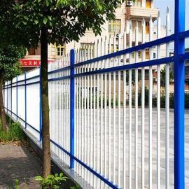 厂家批量生产围栏栅栏 南昌组装式围栏南昌小区锌钢护栏工地栅栏