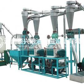 磨面机-磨面机设备-小麦磨面机