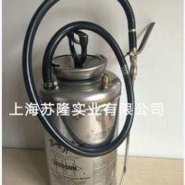 美国哈逊不锈钢储压式喷雾器713301、气压式喷雾器6升