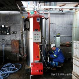 供应立式燃气液化气锅炉全自动燃气蒸汽锅炉工业燃油气蒸汽锅炉