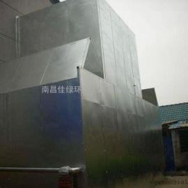超市冷却塔噪声治理,冷却塔降噪处理
