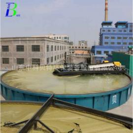 造纸污水处理设备 高效浅层气浮机 技术先进 回收率高