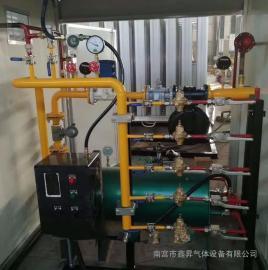 CNG减压撬 压缩天然气调压供气设备