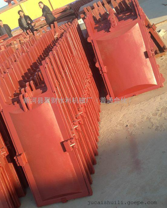 铸铁镶铜闸门的应用广泛