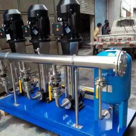 高区变频二次供水泵