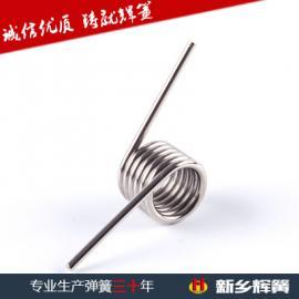 专业生产不锈钢扭簧 多种规格玩具弹簧 支持混批异形扭转弹簧