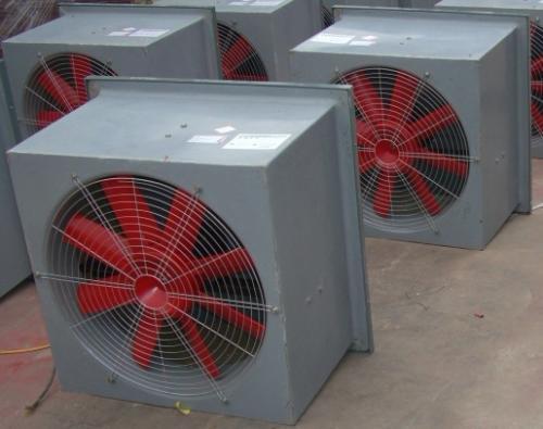 批发边墙式厂用隔爆型防爆轴流风机WEXD带防雨弯头防爆排风机