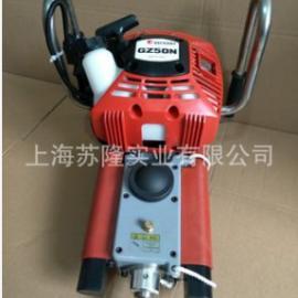 便携式汽油挖树机 移苗机 铲式起树机、QNW50型发动机挖树机