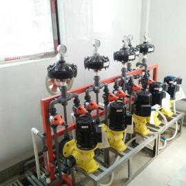 高浓度次氯酸钠发生器加药加氯设备生产厂家