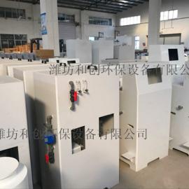农村安全饮水消毒设备/智能小型号次氯酸钠发生器厂家