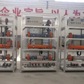 大型次氯酸钠发生器价格/电解盐水消毒设备