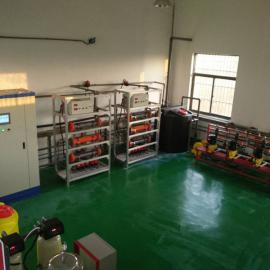 在线次氯酸钠发生器供应商-大型号水厂加氯消毒设备