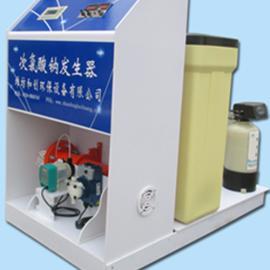 电解盐次氯酸钠发生器厂家/泳池消毒设备