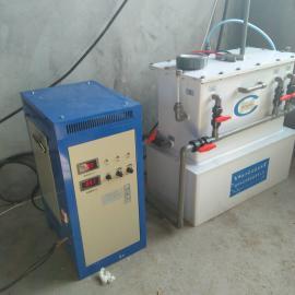 �解式二氧化氯�l生器工�/水�S消毒�O�溥x型方法