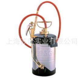 美国B&G喷雾器、N124-CC手压式喷雾器、不锈钢喷雾器