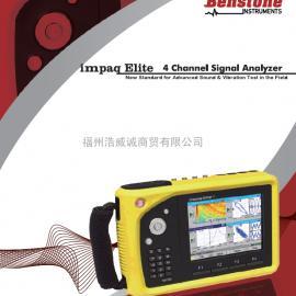 美国Benstone 频谱分析仪 4通道 impaq Elite