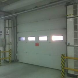 侧吹电热风幕机 侧吹电热空气幕 侧吹风幕机 大门两侧热风幕