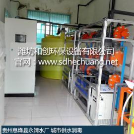 次氯酸钠发生器饮用水消毒厂家-按需定制