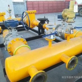 LNG增压汽化器 空温式汽化器