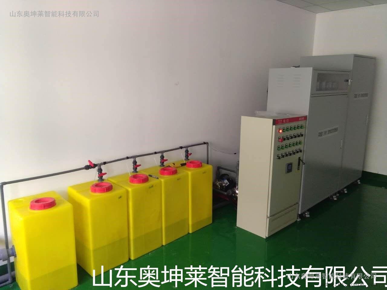 实验室污水综合处理设备自动化运行