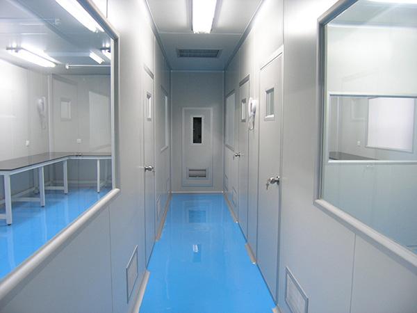 上海洁净室设计施工 改造维修