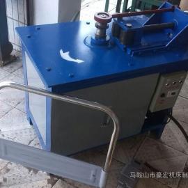 长沙平台式弯管机�株洲DR-50全自动弯管机