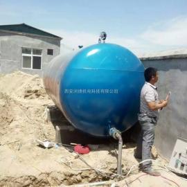 无塔恒压变频加压供水设备 变频柜机组 组合式无负压供水系统
