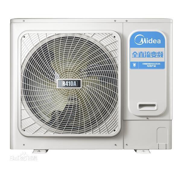 美的中央空调全直流变频家用多联机