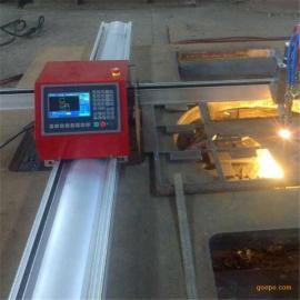 大型数控等离子切割机切割金属质量好切割精细
