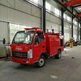 国五凯马小型2吨消防车