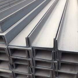 昆明轻型冷弯型不锈钢槽钢材质Q235B 型号5#-10#厂家批发价