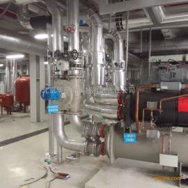 全自动管刷在线清洗,换热器清洗系统,提高换热效率