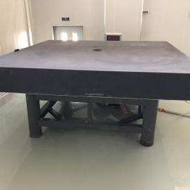 花岗岩测量平台2000*2500*300mm 苏州六鑫岩厂家现货