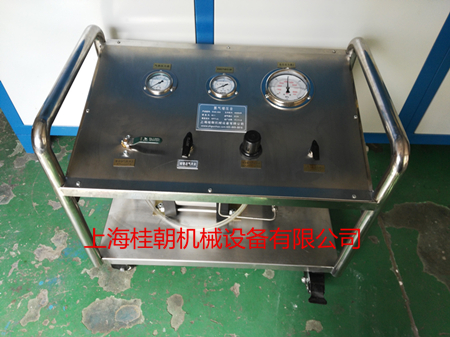 空气增压泵|压缩空气增压机|空气稳压增压设备