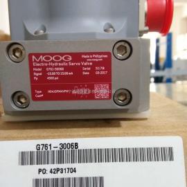MOOG穆格伺服阀 G761-3006B