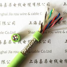 编码器高柔性屏蔽电缆