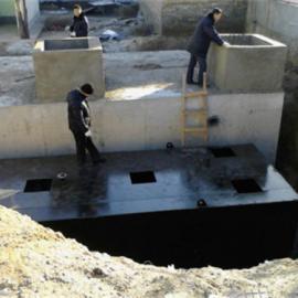 微动力地埋式一体化污水处理设备