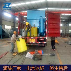 【凌志】 沉淀池污水处理设备 废水处理设备 斜管沉淀器