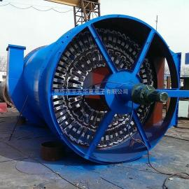 ZC机械回转反吹扁袋除尘器矿山反吹袋式除尘器设备
