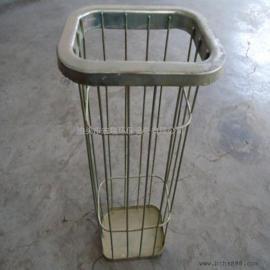 青岛钢厂专用除尘骨架 袋笼 有机硅静电喷涂处理