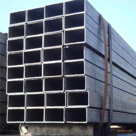 批发昆明热轧特厚建筑结构方管经销商价格材质Q235B