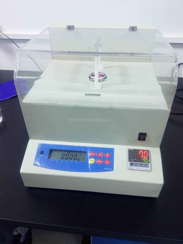 恒温液体密度计