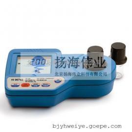 HI96745HI96745/余氯-总氯-总硬度-铁-离子测定仪
