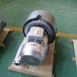 全风风机旋涡气泵漩涡气泵5.5kw双段高压风机