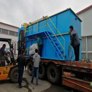 厂家专业生产大型污水处理成套设备 炒货加工生产污水处理设备