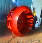Y4-73-20D叶轮/Y4-73引风机叶轮配件