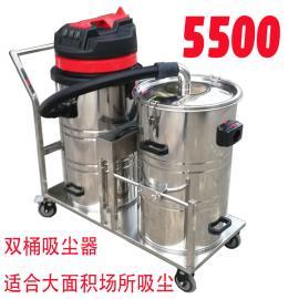 工厂车间用强力吸尘器家具厂打磨车间陶瓷厂用强力吸尘设备