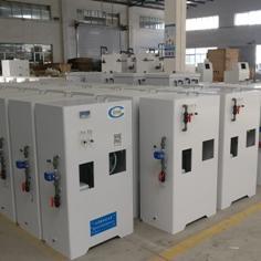 农村安全饮水消毒设备/简易式次氯酸钠发生器