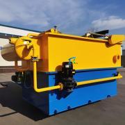 溶气气浮机 喷漆废水处理设备 贝特尔环保厂家直销
